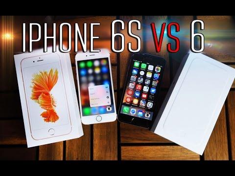 iPhone 6S или обычный iPhone 6 | Плюсы и Минусы