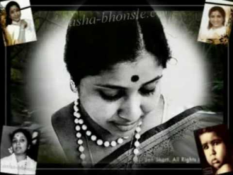 KATRA KATRA - ASHA BHOSLE - IJAZZAT