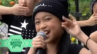 Enda Feat Azahra  Move It  - Rumah Mama Amy 41