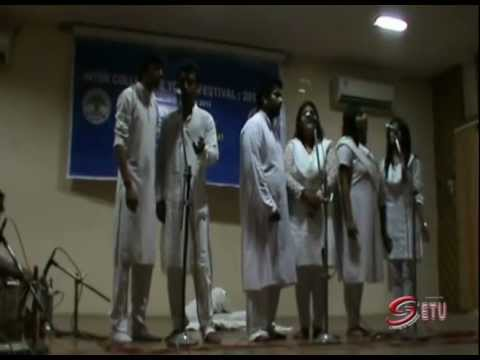 Group Song Indian | Youth Festival 2012-13 video