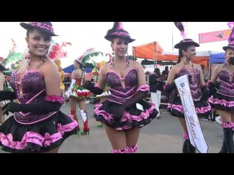 2011  -  MORENADA FERRARI GHEZZI  - Sabado Parte 1, Carnaval de Oruro