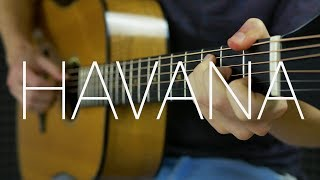 Download Lagu Camila Cabello - Havana ft. Young Thug - Fingerstyle Guitar Cover Gratis STAFABAND