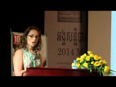 Trends in Malaria Prevalence and Net Coverage, Cambodia 2004 - 2010