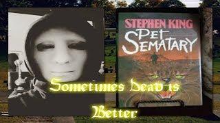 Pet Sematary Part 14 Stephen King