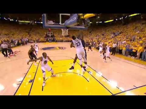 Top 5 NBA Plays: 2015 Finals Game 2