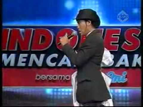 "Indonesia's Got  Talent - Hudson Prananjaya ""Two Faces"" Audition"