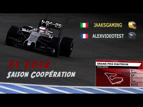 saison coop grand prix d 39 autriche f1 2014 youtube. Black Bedroom Furniture Sets. Home Design Ideas
