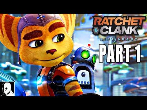 Ratchet and Clank & Rift Apart Gameplay Deutsch Part 1 - ENDLICH gehts los ! Der PS5 Kracher