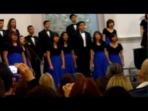 El Monte High School A Cappella Choir 2012