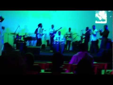 THE NIGERIAN JAZZ PROJECT SMW Lagos Live:Naijazz