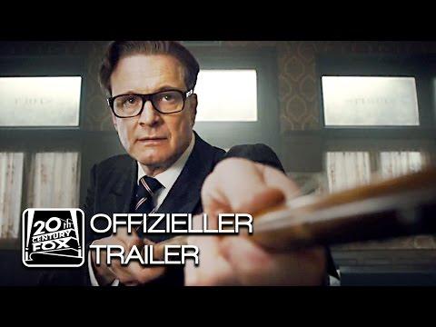 Deutscher Trailer - Kingsman: The Secret Service - AB 26. FEBRUAR 2015 im Kino! Abonniert uns � http://bit.ly/foxkino Basierend auf der beliebten Comicreihe ...