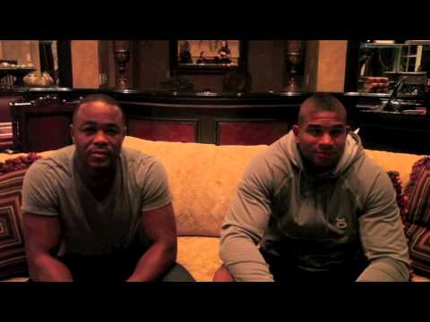 Rashad Evans Documentary Part 2