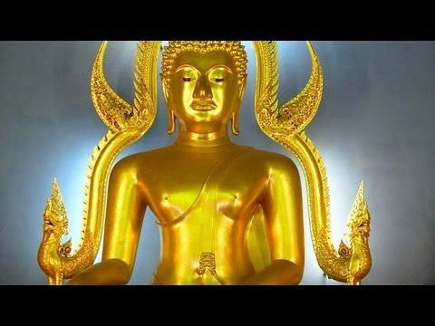 Bangkok, Thailand, Flussfahrt Wat Arun Gold-Buddha – Weltreise mit Kreuzfahrtschiff MS Astor 2/2