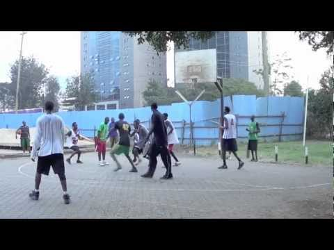 Extended Highlights - Dankind Academy, South Sudan and Kenyan Basketball in Nairobi