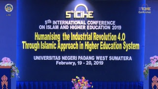 5th International Conference on Islam and Higher Education (ICIHE) 2019