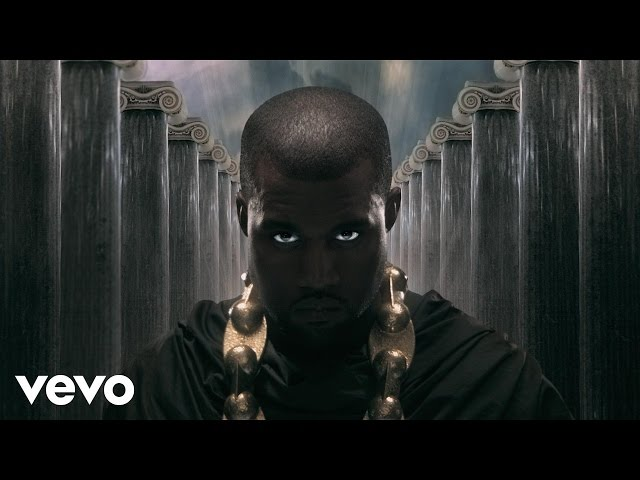 Kanye West - POWER thumbnail