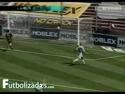 Lanús 1 - Banfield 2. Torneo Apertura 2009