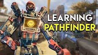 Learning Pathfinder - Apex Legends
