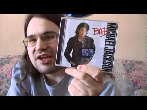 My Michael Jackson CD Collection (So Far)