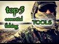 TOP 5 herramientas para la pesca 2017