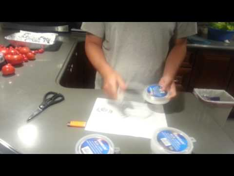 Fake Seaguar Fluorocarbon Fishing Line from china