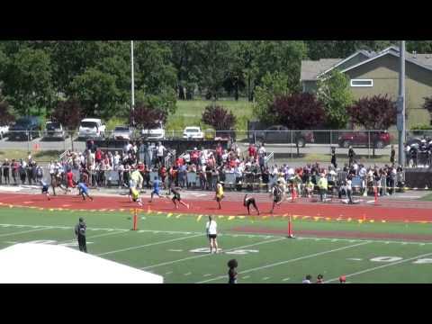 Boys 4 X 100M Relay Finals 4A WIAA State Championship