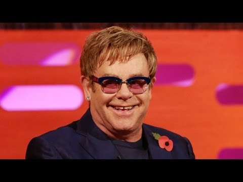 Sir Elton John dances with the Queen – The Graham Norton Show: Episode 4 Preview – BBC One