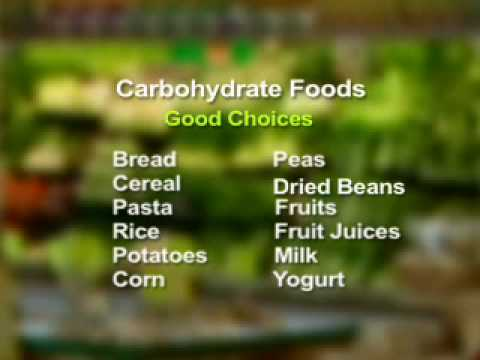 Count Your Carbs -  What Are Carbohydrates?
