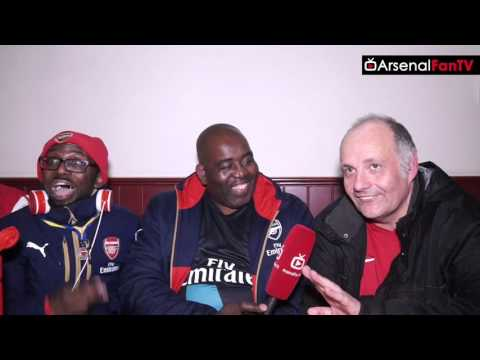 Claude & TY's 2015 Arsenal Review (As Usual It Ends Up In Argument).