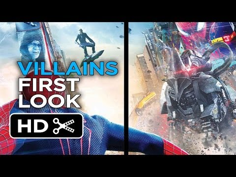 The Amazing Spider-Man 2 - Rhino and Green Goblin First Look (2014) - Marvel Movie HD