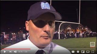 Mona Shores coach Matt Koziak praises Muskegon, says his team showed heart
