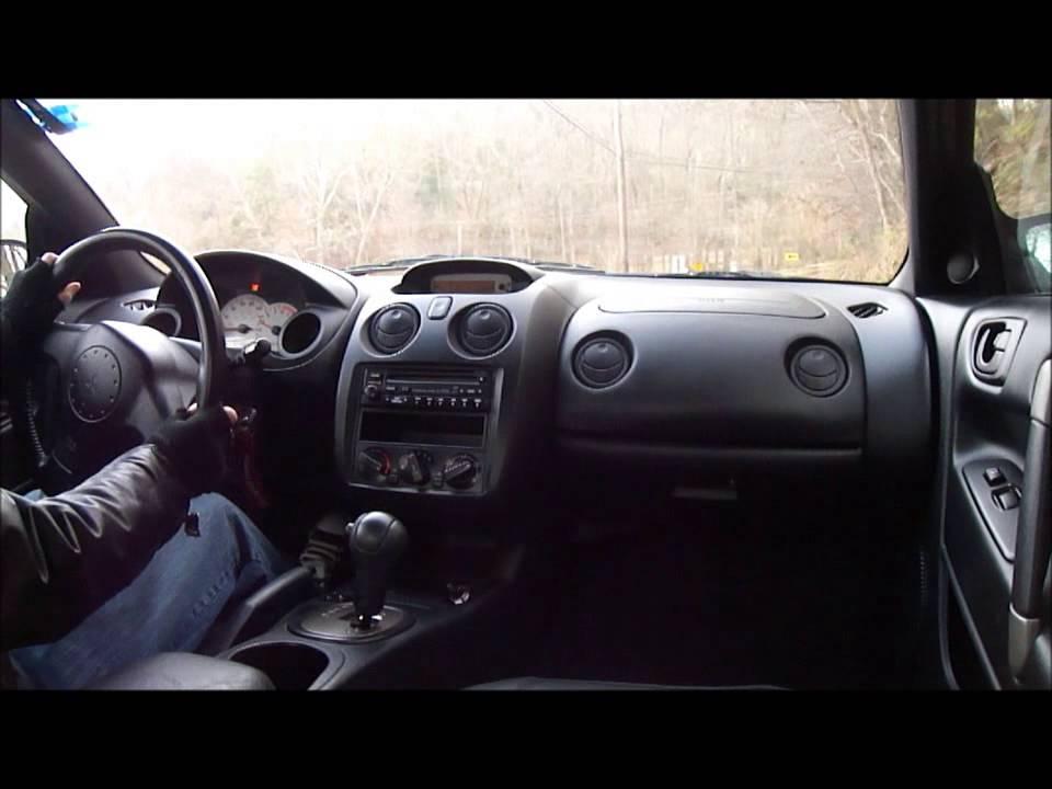 2001 Mitsubishi Eclipse Gs On Board Dash Driving Youtube