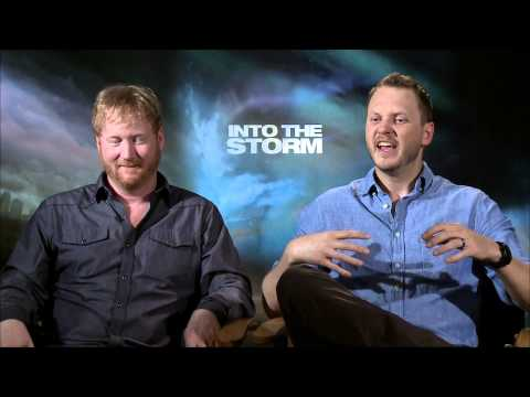 Into the Storm - Jon Reep and Kyle Davis Interview - Official Warner Bros.
