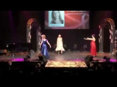 Fashion show dresses - breast cancer