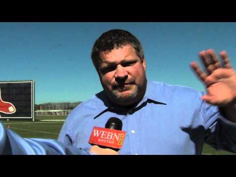 John Kruk interview at Jet Blue Park
