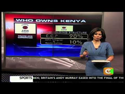 Who Owns Kenya: Nairobi Java Coffee House video
