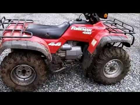 My 1997 Foreman 400 4x4 Beast Youtube