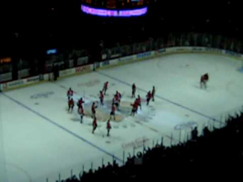 Chicago Blackhawks vs. Nashville Predators 122709