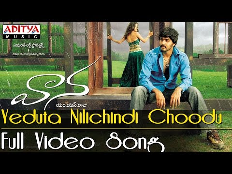 Vaana Video Song - Yeduta Nilichindi Choodu Song video
