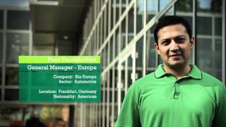 The INSEAD Global Executive MBA Programme