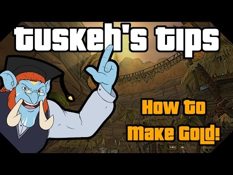 How to make Gold! [Tuskeh's Tips]