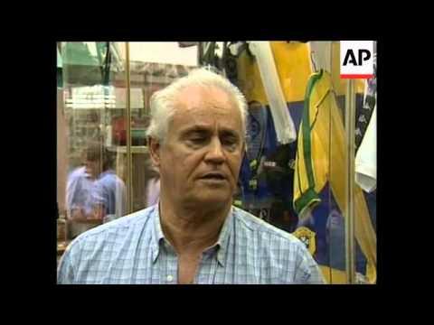 BRAZIL: MONEY DAY CELEBRATIONS