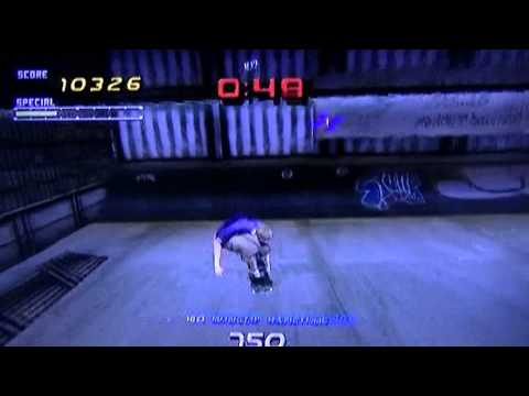Tony Hawk's Pro Skater 2 SEGA DreamCast Review