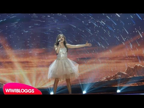 Second rehearsal: María Ólafs (Iceland) Eurovision 2015 | wiwibloggs