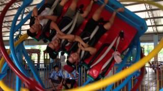 Trò chơi Bò Điên - Tại Đảo Ngọc Xanh, Thanh Thủy, Phú Thọ