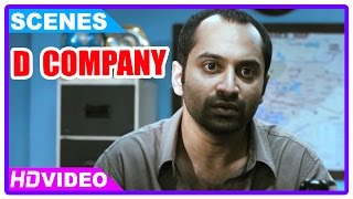 Cocktail - D Company Malayalam Movie - Fahadh refuses the accusations at him