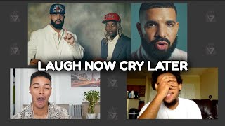 DRAKE - LAUGH NOW CRY LATER (Ft. LIL DURK) REACTION REVIEW