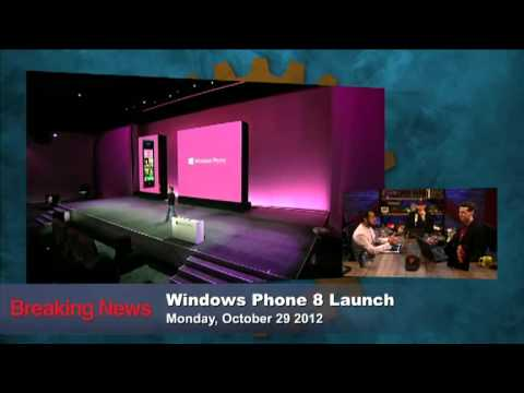 TWiT Live Specials 144: Windows Phone 8 Launch Event