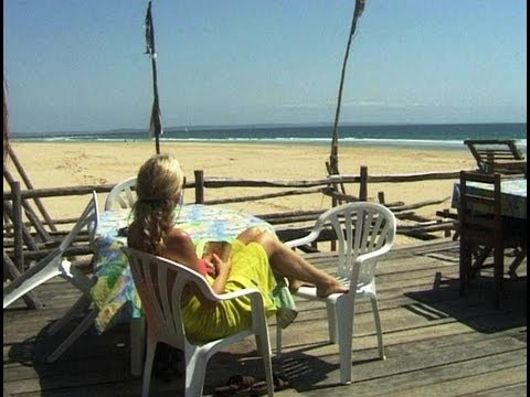 Barra Reef, Mozambique. Travel guide.