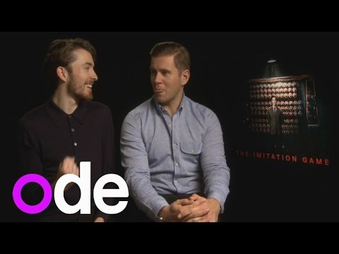 Matthew Beard and Allen Leech interview: The Imitation Game is 'Avengers in cardigans'